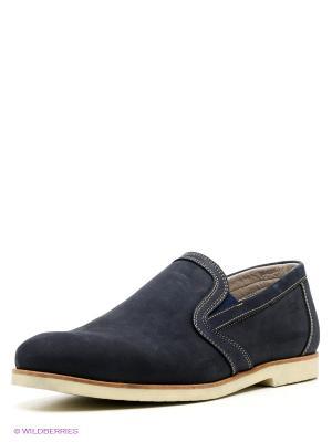 Ботинки GREYDER. Цвет: темно-синий