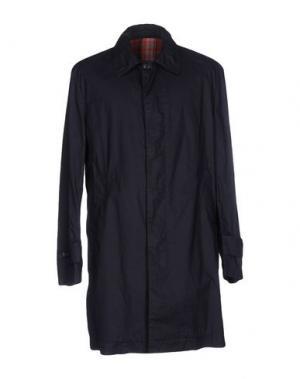 Легкое пальто MONTEDORO. Цвет: темно-синий