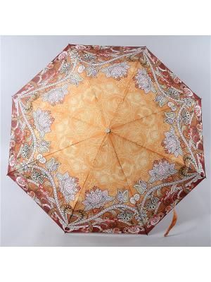 Зонт Zest. Цвет: коричневый,бежевый,золотистый