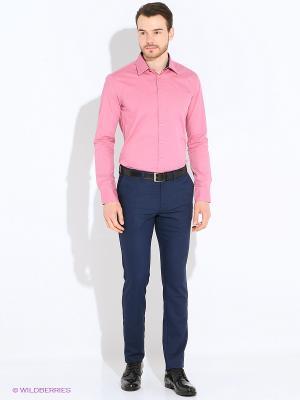 Рубашка Imperator. Цвет: розовый