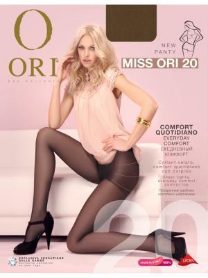 Колготки ORI Miss 20 den. Цвет: бронзовый