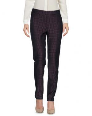 Повседневные брюки ARGONNE. Цвет: темно-фиолетовый