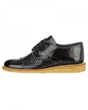 Туфли Angulus. Цвет: черный