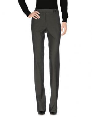 Повседневные брюки BELSTAFF. Цвет: свинцово-серый