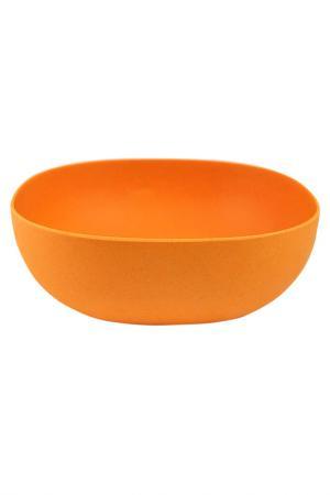Салатник Федерация. Цвет: оранжевый