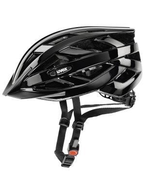 Шлемы Uvex. Цвет: черный