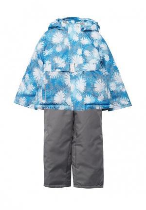 Комплект комбинезон и куртка Oldos. Цвет: разноцветный