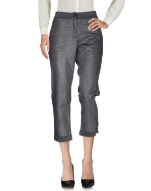 Повседневные брюки BRAND UNIQUE. Цвет: свинцово-серый