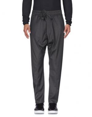 Повседневные брюки FALORMA. Цвет: свинцово-серый