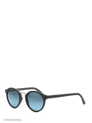 Солнцезащитные очки Franco Sordelli. Цвет: светло-серый