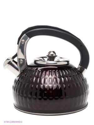 Чайник MAYER-BOCH. Цвет: коричневый