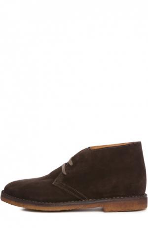 Ботинки Uit. Цвет: темно-коричневый