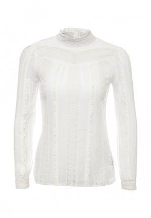Блуза Nolita. Цвет: белый