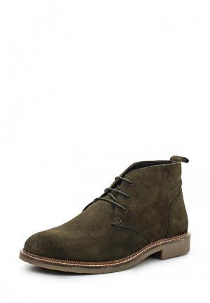 Ботинки Gioseppo. Цвет: хаки