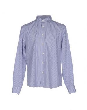 Pубашка CELLINI. Цвет: синий