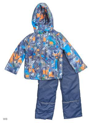Комплект для мальчика Rusland. Цвет: оранжевый