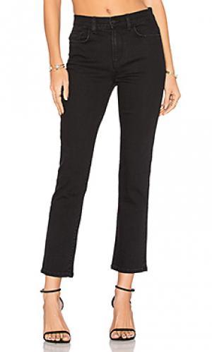 Прямые облегающие джинсы jackie Siwy. Цвет: none