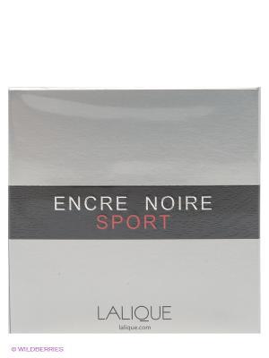 Туалетная вода Encre Noire Spor, 50 мл LALIQUE. Цвет: серый