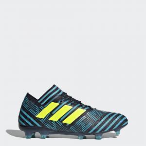 Футбольные бутсы Nemeziz 17.1 FG  Performance adidas. Цвет: желтый