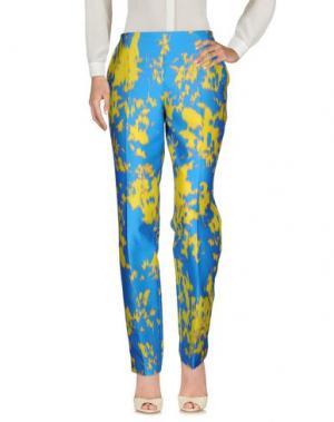 Повседневные брюки EMANUEL UNGARO. Цвет: лазурный