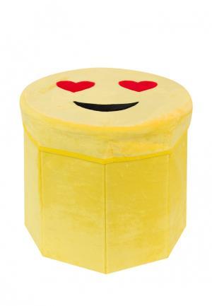 Система хранения El Casa. Цвет: желтый