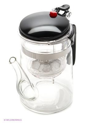 Заварочный чайник MAYER-BOCH. Цвет: прозрачный