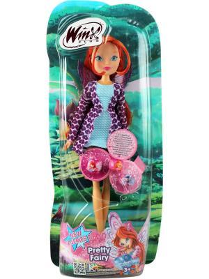 Кукла Winx Club Красотка, Bloom. Цвет: голубой, рыжий, фиолетовый