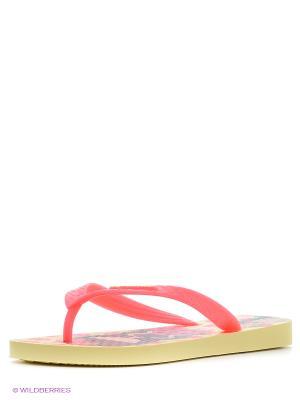 Шлепанцы Ipanema. Цвет: розовый