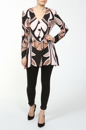 Жакет Frank Lyman Design. Цвет: черно-розовый