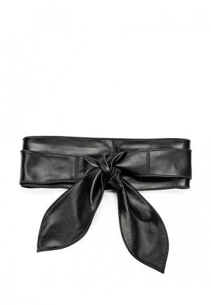 Пояс Olio Rosti. Цвет: черный