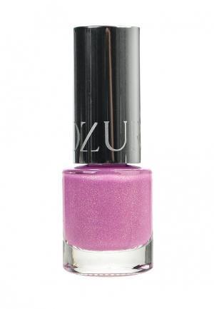 Лак для ногтей Yllozure. Цвет: розовый