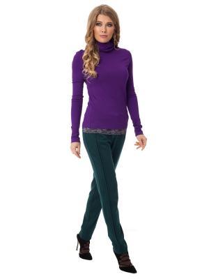 Водолазка Gloss. Цвет: фиолетовый, сиреневый