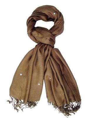 Палантин Passigatti. Цвет: коричневый