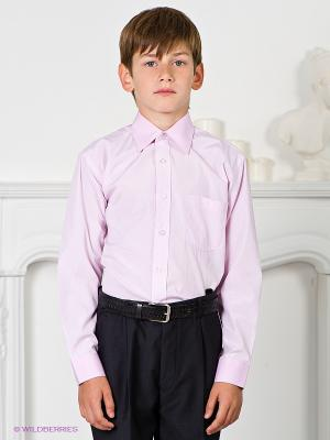 Рубашка I love to dream. Цвет: розовый, белый