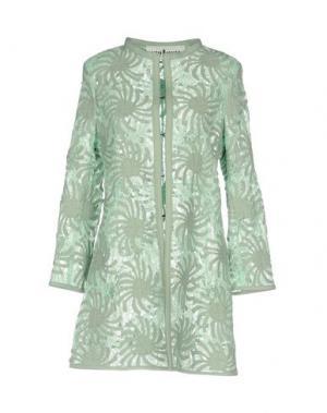 Легкое пальто CABAN ROMANTIC. Цвет: светло-зеленый