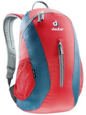 Рюкзак Deuter Daypacks City Light. Цвет: красный, синий