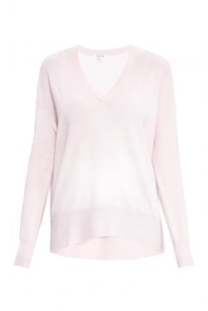 Кашемировый джемпер 154460 Myone Cashmere. Цвет: розовый