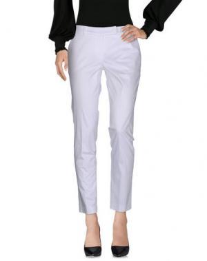 Повседневные брюки HOPE COLLECTION. Цвет: белый