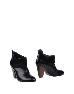 Полусапоги и высокие ботинки MEGUMI OCHI. Цвет: черный