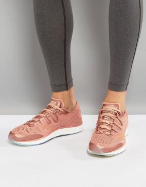 Saucony Розовые кроссовки Running Runlife Freedom ISO S20355-52. Цвет: розовый