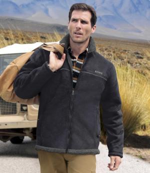 Куртка AFM. Цвет: черныи