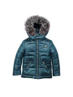 Куртка Pulka. Цвет: морская волна