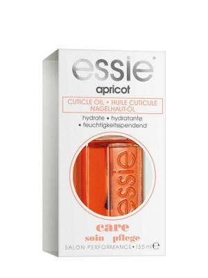 Масло для кутикулы Apricot, 13,5 мл Essie. Цвет: оранжевый