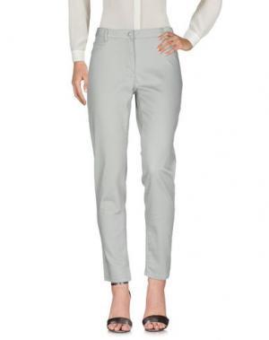 Повседневные брюки BARBARA LEBEK. Цвет: светло-зеленый