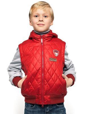 Куртки Peary and Cook. Цвет: красный