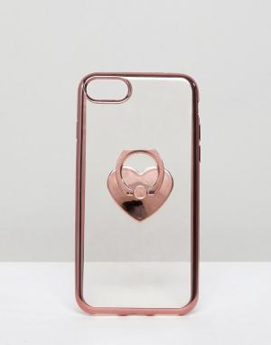 New Look Чехол для iPhone 6. Цвет: золотой