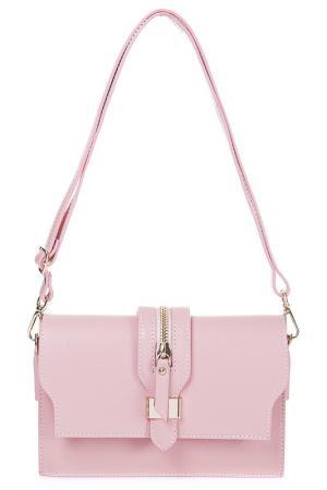 Клатч Joana&paola. Цвет: розовый