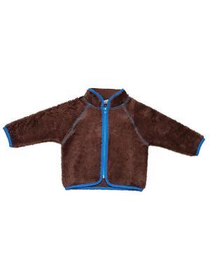 Куртки Yallo Kids. Цвет: коричневый
