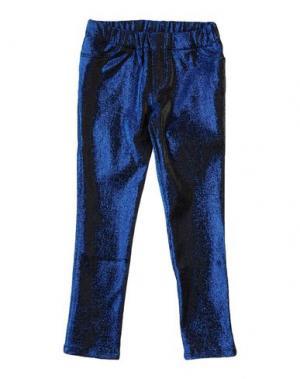 Повседневные брюки MORLEY. Цвет: синий