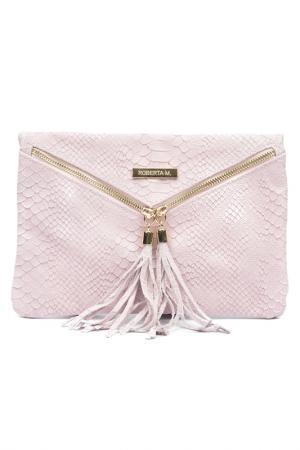BAG ROBERTA M. Цвет: light pink